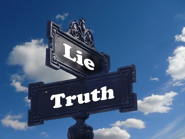 אמת ושקר